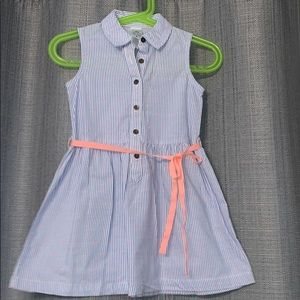 Toddler Dress with Underwear